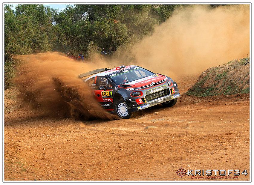 Shakedown Catalunya WRC